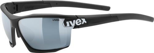 UVEX Sportstyle 113 - Lunettes cyclisme - noir 2018 Lunettes ujs2Dv